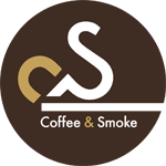 logo coffee & smoke